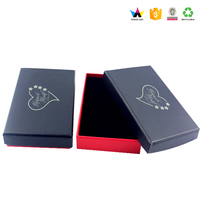 Luxury Necklace And Earrings Gift box Foam Insert Box