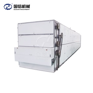 Professional Vegetable And Fruit Mesh Belt Dryer/Corn Drying Machine