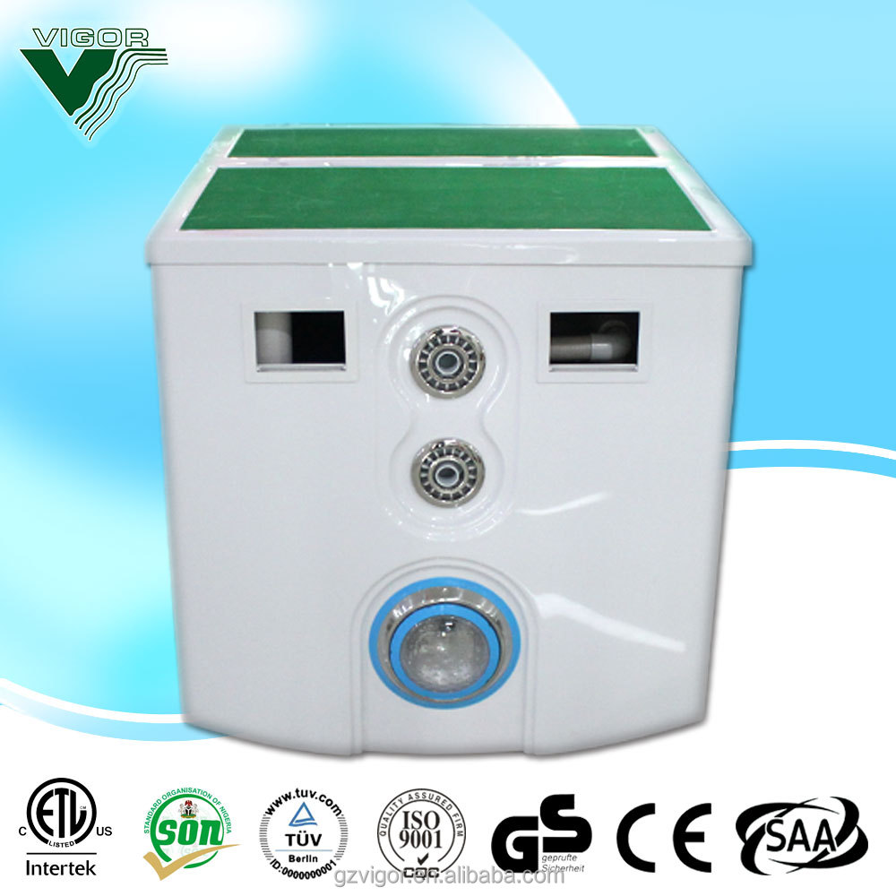 Factory integrative high effiency swimming pool disinfection sand filter tank system