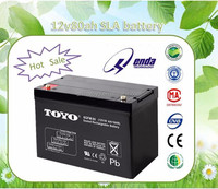 maintenance free 12v80ah sealed lead acid battery float charge battery for traffic and navigation signal lamp