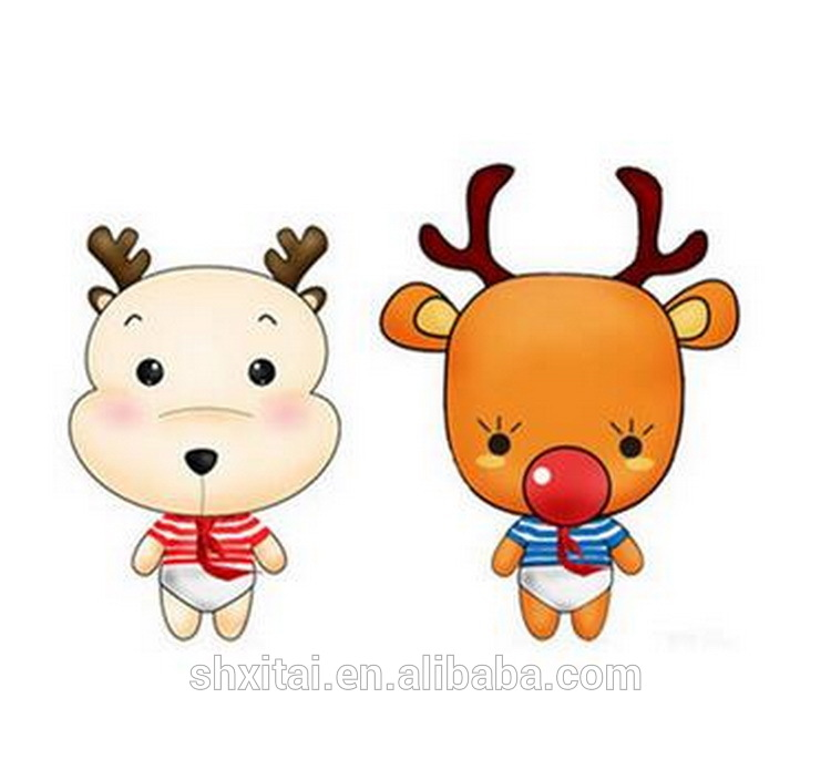 In many styles new design car air fresher deer