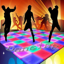 easy maintenance full color led dance floor ip65 outdoor led club lights for sale