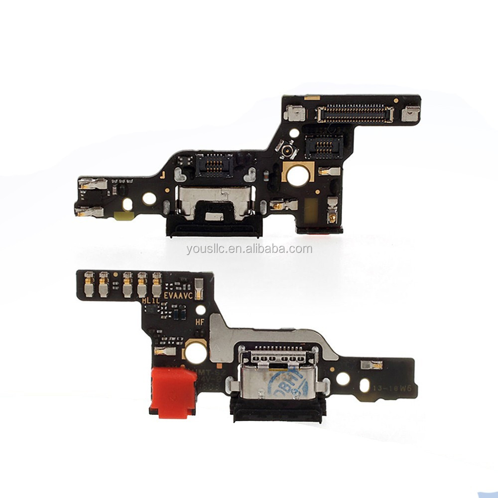 New Replacement Original Mobile Phone Parts USB Charging Dock Connector Flex Cable For Huawei P9