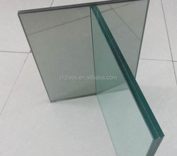 shenzhen laminated security glass for fence, railing, windows, door, curtain walls, skylight, sunroom, awning, roofing