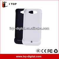 Battery Charger Case Power Pack For Samsung Galaxy Note 2/ Note II N7100 3600mAh