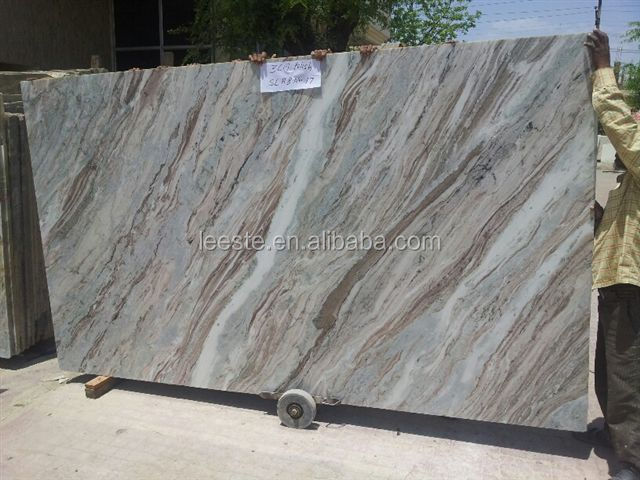 New Fantasy Brown Marble Slab Stone Tile