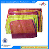 hot selling raschel mesh bag for fruit, potato PP MESH BAGS FOR PACKING POTATOES/ONIONS