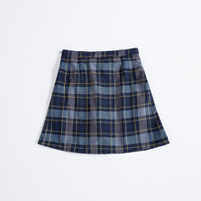 Popular school girl skirt sexy photos japanese school uniform skirt with mini skirt for girls