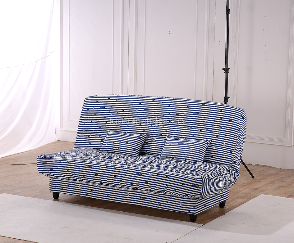 transformable folding metal slats sofa bed mechanism sofa bed frame DJ-SD05