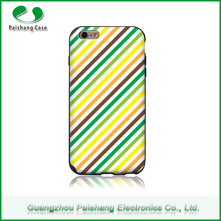 Hot Sale Water Printing Custom 3d Sublimation Mobile Phone Case Telephone Cover OEM Case for iPhone 6 Plus