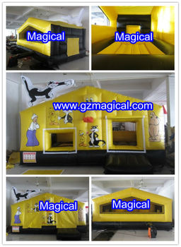 Kids Inflatable Castle of Cheap Price