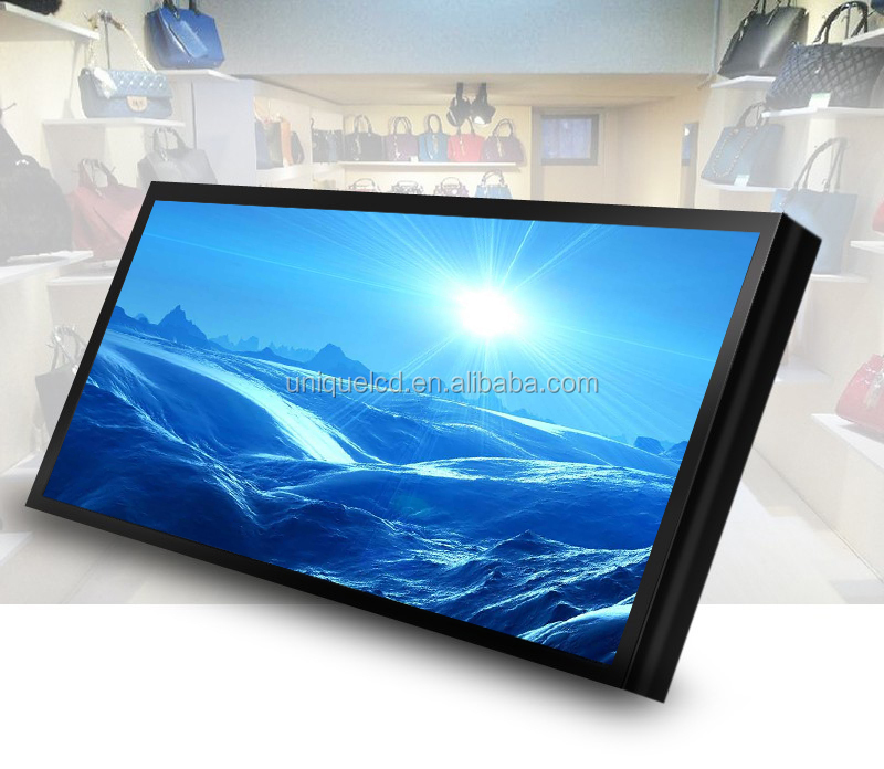 Bus Standalone Digital Signage Player Lcd Advertising Display/Display Ads Lcd Tv