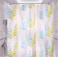 home goods shower curtains,polyester shower curtain,bath shower windows curtain