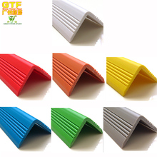 Hospital Wall Decoration Plastic Corner Guards PVC Wall Edge Guards