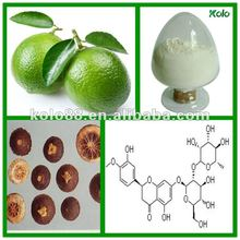 Pharmaceutical raw material Hesperidin 95% extract from Citrus Aurantium L extract Min hplc