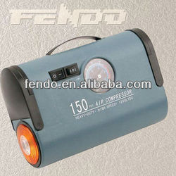 high quality 12v portable tyre inflator