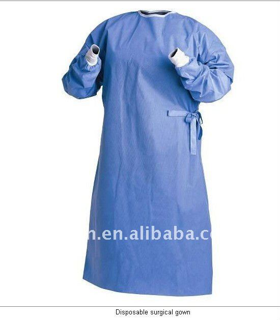 laboratory or exam Gowns