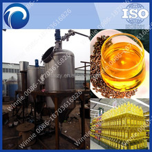 Small scale crude cooking edible refined oil machine0086-18703616826