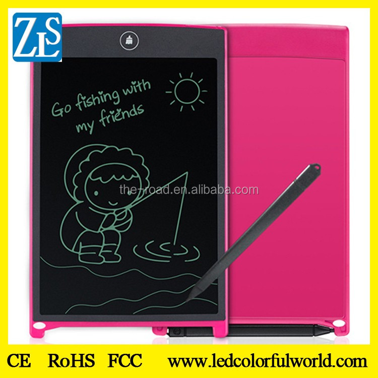 Creative Products lcd writing tablets 12 inch LCD eWriter 6 colors Boogie Board Play & Trace LCD eWriter