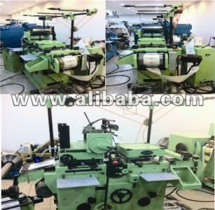 Refurbished ONDA Automatic Flat Bed Die Cutting & Hotstamping Machine