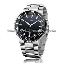 China watch factory quartz stainless steel watch water resistant