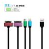 4 in 1 Multi USB Adapter Charging Cable Connector