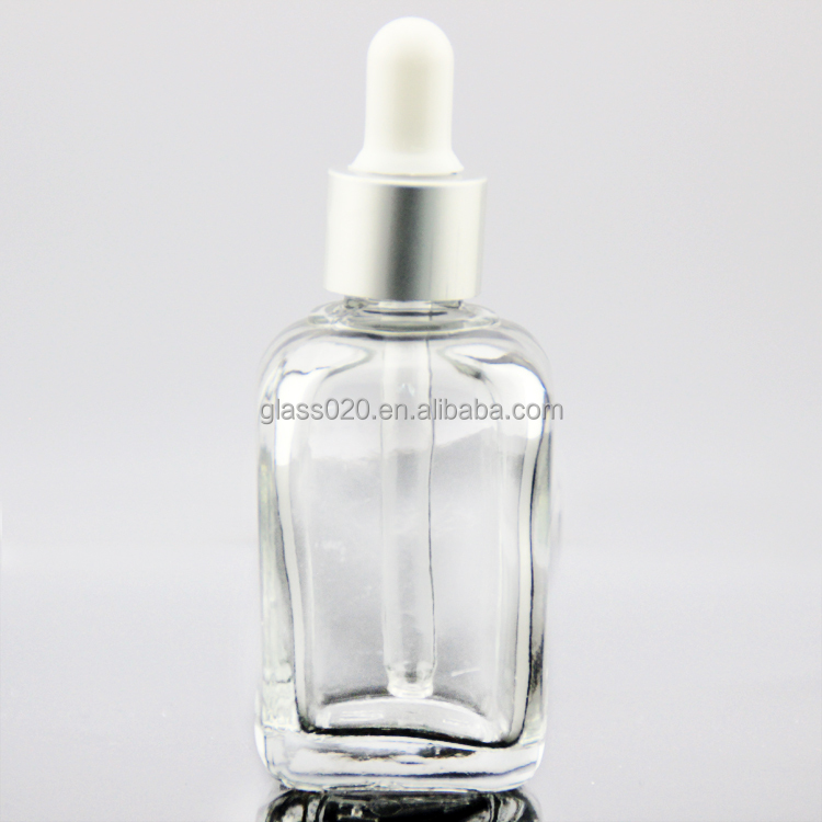 Essential Oil Use and Glass Material eliquid glass dropper bottle 30ml square bottle