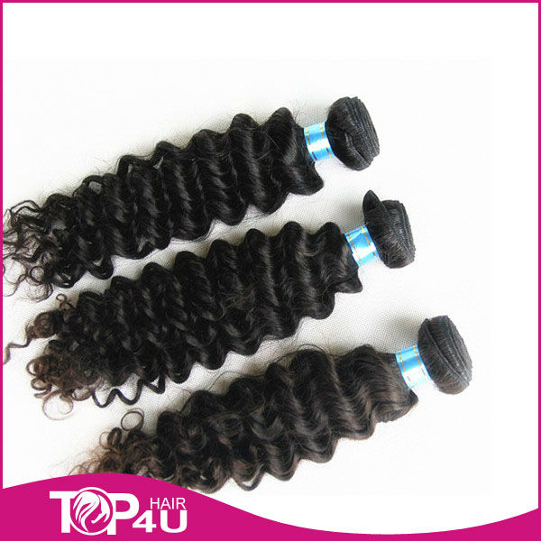Hot sale remy bohemian hair extension