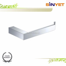 817 Modern Wall Mounted Bathroom accessories Chrome plated Brass Towel hanger Towel Holder Towel Ring