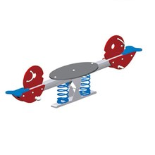 Kids toys funny children outdoor playground seesaw equipment HF-G215F