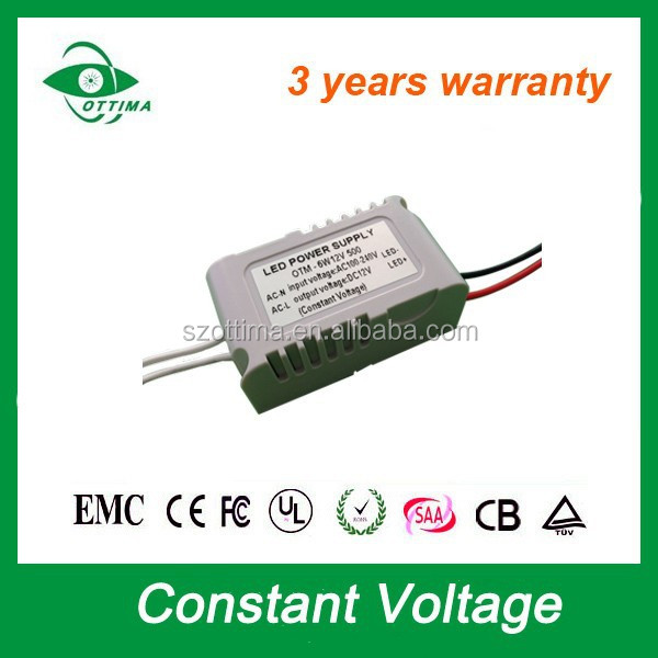 2014 hot sell low price constant voltage 12v 200ma power supply dc led driver power