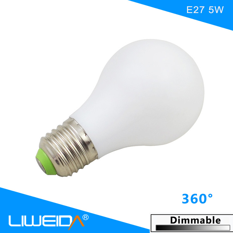 Floor price promotion E27 240lm CE ROHS approved disco light bulbs