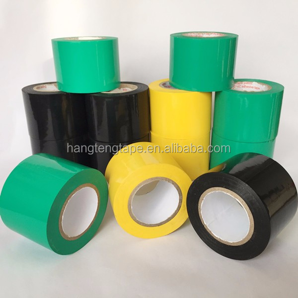 48mm pvc electrical insulation pipe wrapping tapes