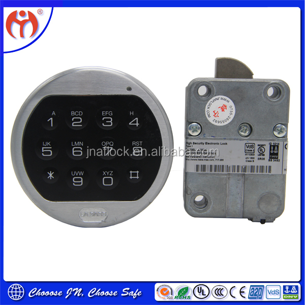 2015 New Product Alibaba China On Line Shopping Globe Lock for Safe and Vaults & Safe Deposit Box