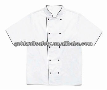 Cotton short sleeve Chef jacket / Chef Pants chef uniform for cooking