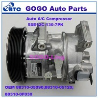 High quality auto air conditioning compressor for car OEM 88310-0F030
