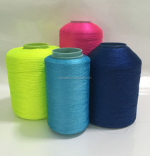dope dyed polyester tube yarn buy direct from china factory
