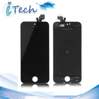 mobile phone replacement lcd digitizer for Apple iPhone 5G screen display