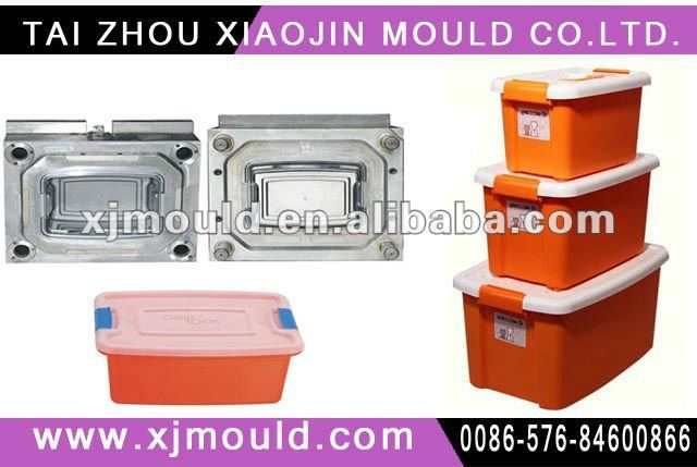 50L injection plastic food container moulding/mold
