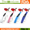 TR-K038A(7W) 7W New Brand 4 colors Dental 5W Wireless Cordless LED Curing Light Lamp,led curing lights
