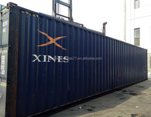 Utilisé moins cher 40ft high cube dry cargo shipping container