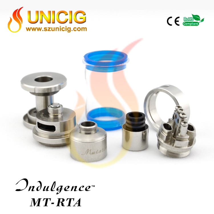2015 new product rta tank atomizer 510 thread DIY build coil new products 2015 innovative product