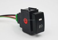 Car DC 12V Panel Mounting Fog Light Switch nissa LIVINA
