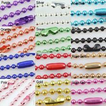 High quality roller blinds plastic ball bearing chain necklace