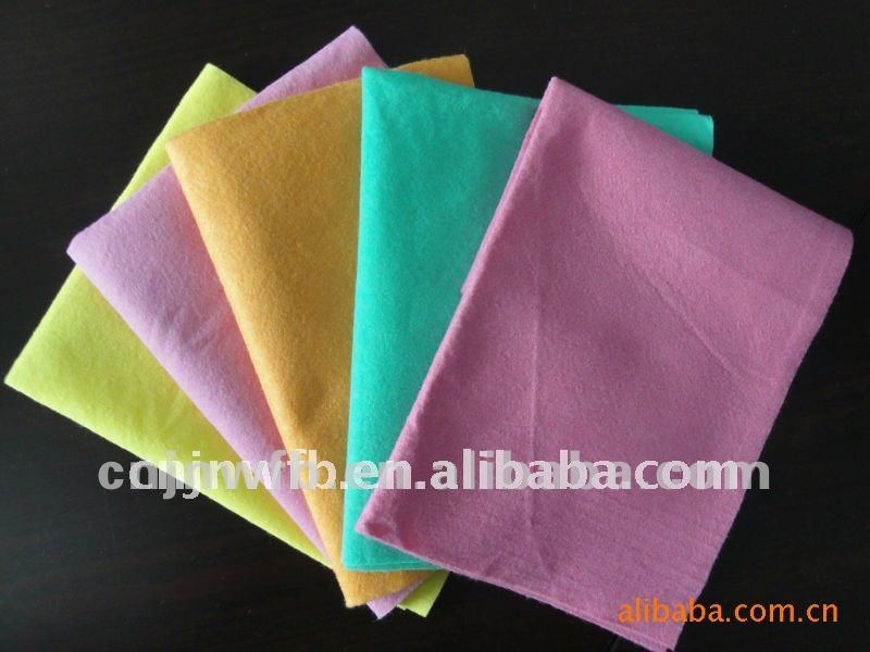 nonwoven needle punch felt