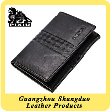 Europe Bestselling Custom Leather Novelty Business Card Holders