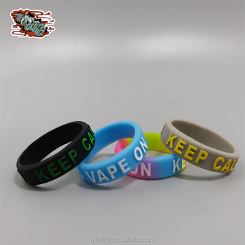 anti-slip Decoration Ring Silicone Vape Band