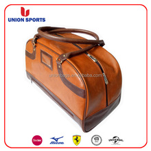 PU Leather hand bag Outdoor Travelling Bag Duffle Bag