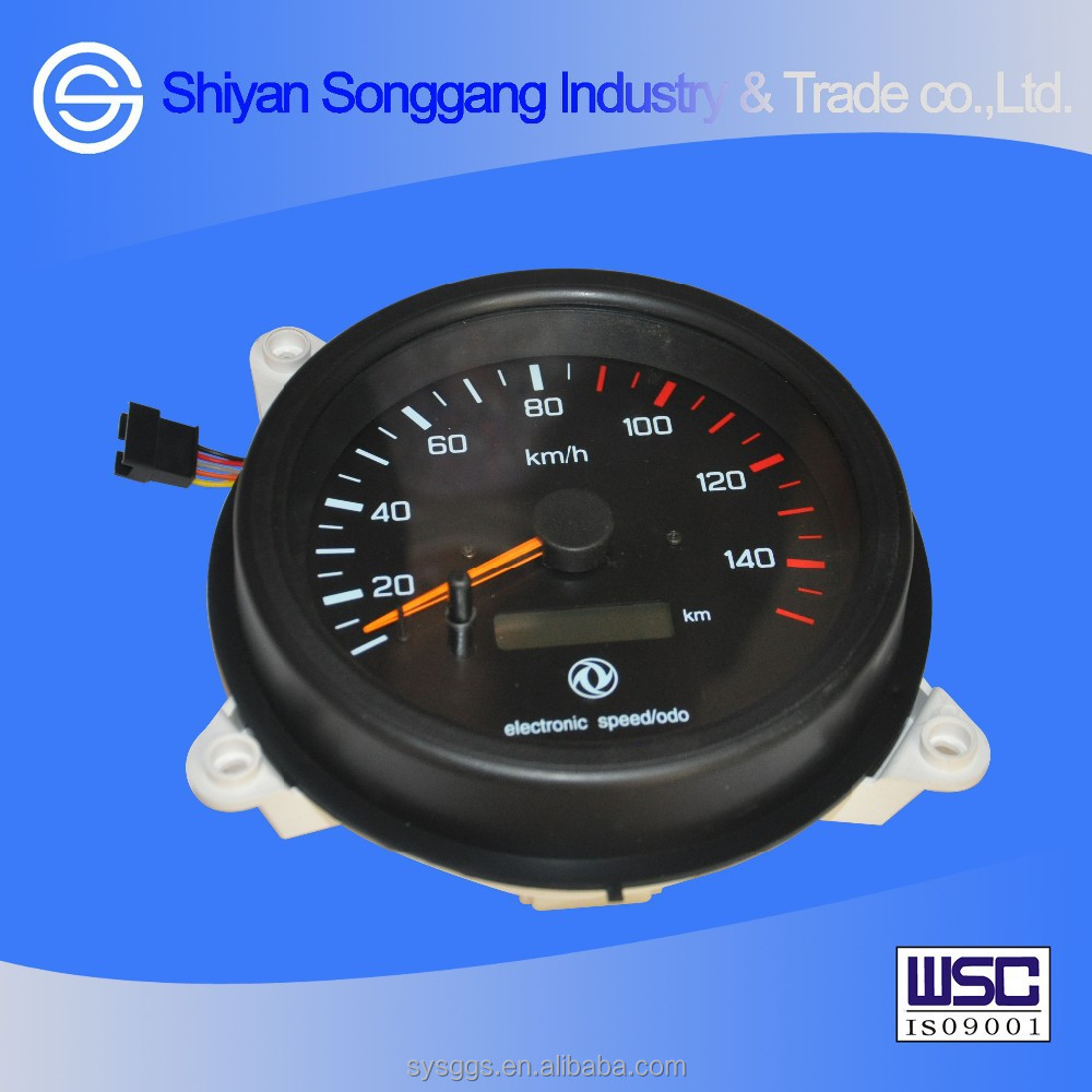 Auto electric parts electronic odometer 3802YL21-010 for Dongfeng truck
