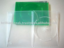 DVD 7mm Single Colored Case (Machine Packing)